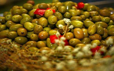 los beneficios para la salud de las aceitunas de mesa fermentadas