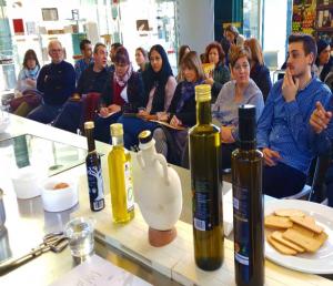 Fundacio Alicia y el aceite de oliva virgen extra