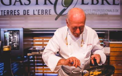 GastroEbre en Gandesa, la segunda edición donde participaron 250 participantes.