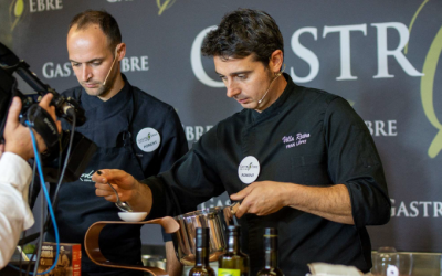 L'Oli D.O. Terra Alta present a GastroEbre 2020